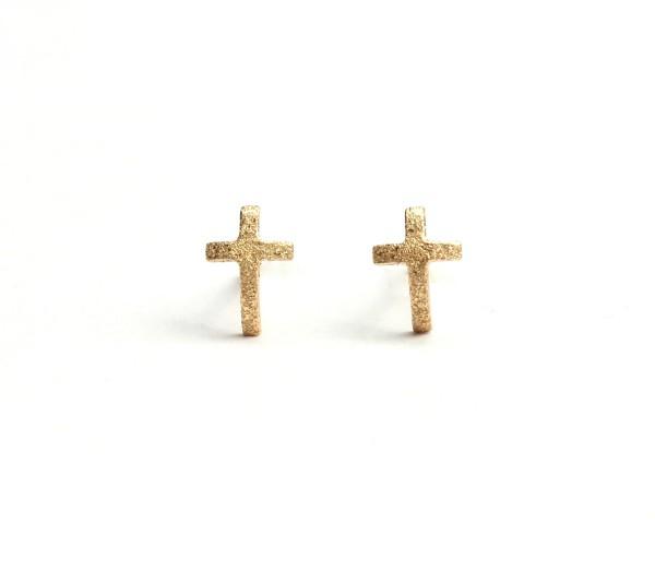 Ohrstecker Kreuze